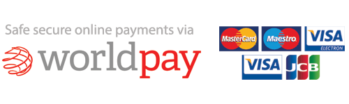 We use World Pay for payments